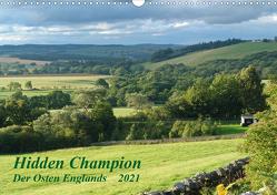 Hidden Champion (Wandkalender 2021 DIN A3 quer) von wenando