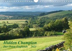 Hidden Champion (Wandkalender 2021 DIN A4 quer) von wenando
