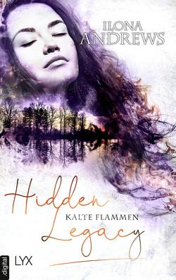 Hidden Legacy – Kalte Flammen von Andrews,  Ilona, Aubron-Bülles,  Marcel