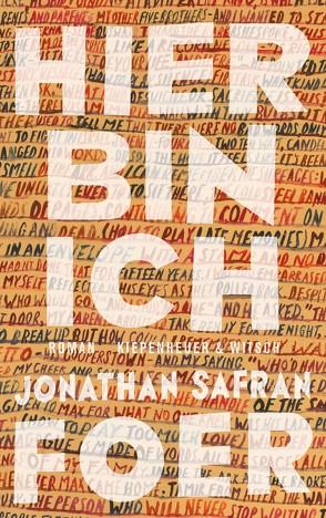 Hier bin ich von Foer,  Jonathan Safran