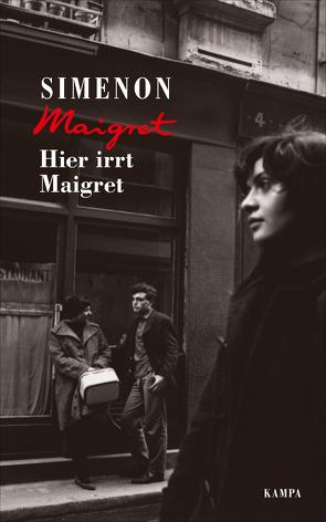 Hier irrt Maigret von Moritz,  Rainer, Simenon,  Georges