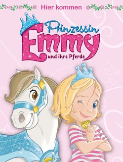 Hier kommen Prinzessin Emmy und ihre Pferde von Güell,  Fernando, Pazen,  Laura