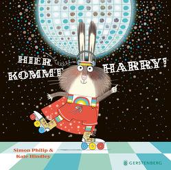 Hier kommt Harry! von Gutzschhahn,  Uwe-Michael, Hindley,  Kate, Philip,  Simon