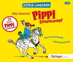 Hier kommt Pippi Langstrumpf! von Gustavus,  Frank, Illert,  Ursula, Lindgren,  Astrid, Poppe,  Kay, Vang Nyman,  Ingrid