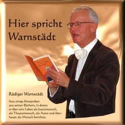 Hier spricht Warnstädt von Warnstädt,  Rüdiger