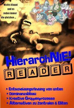 HierarchNIE! – Reader von Bergstedt,  Jörg, Neuhaus,  Patrick