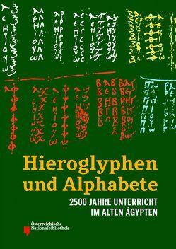 Hieroglyphen und Alphabete von Palme,  Bernhard
