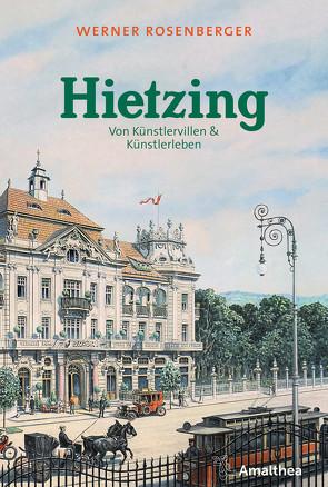 Hietzing von Rosenberger,  Werner