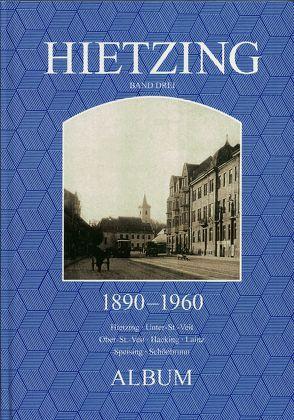 Hietzing Band Drei 1930-1960 von Lunzer,  Christian, Seemann,  Helfried