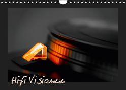Hifi Visionen (Wandkalender 2019 DIN A4 quer) von Mueller,  Gerhard