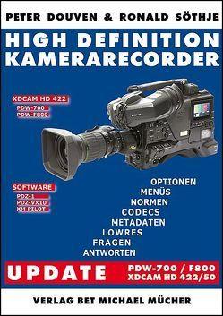 High Definition Kamerarecorder Update von Douven,  Peter, Mücher,  Michael, Söthje,  Ronald