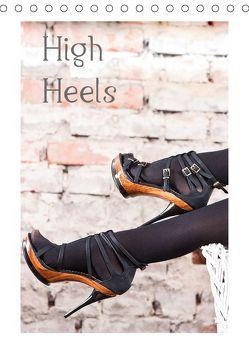 High Heels (Tischkalender 2019 DIN A5 hoch) von Portenhauser,  Ralph