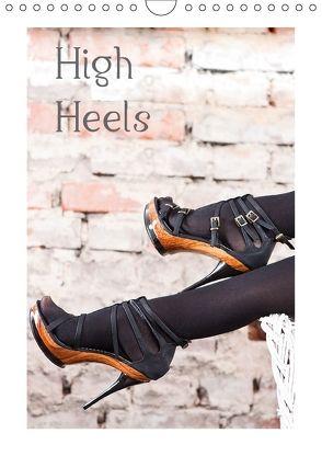 High Heels (Wandkalender 2018 DIN A4 hoch) von Portenhauser,  Ralph