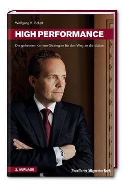 High Performance von Eckelt,  Wolfgang K.