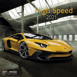 High Speed 2021 – Wand-Kalender – Broschüren-Kalender – A&I – 30×30 – 30×60 geöffnet