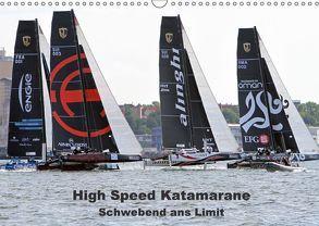 High Speed Katamarane – Schwebend ans Limit (Wandkalender 2018 DIN A3 quer) von Sieveke,  Sven