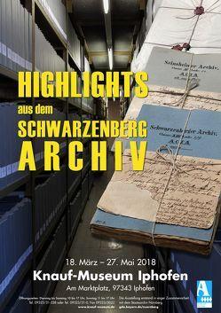 Highlights aus dem Schwarzenberg-Archiv von Burger,  Daniel, Humphreys,  Nicola