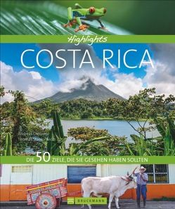 Highlights Costa Rica von Drouve,  Andreas, Stankiewicz,  Thomas