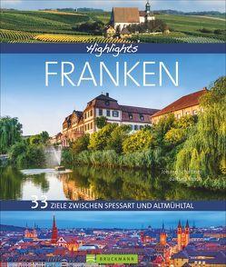 Highlights Franken von Rusch,  Barbara, Scheibner,  Johann