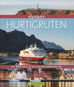 Highlights Hurtigruten von Härtrich,  Thomas, Krämer,  Thomas