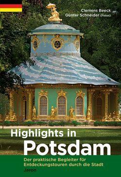 Highlights in Potsdam (Verkaufseinheit, 5 Ex.) von Beeck,  Clemens, Schneider,  Günter