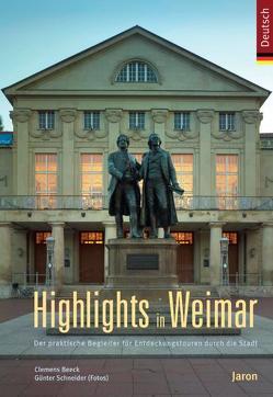 Highlights in Weimar (Verkaufseinheit) von Beeck,  Clemens, Schneider,  Günter