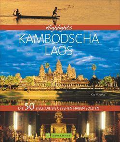 Highlights Kambodscha / Laos von Maeritz,  Kay