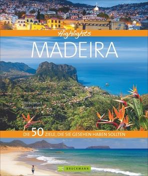 Highlights Madeira von Asam,  Robert, Bernhart,  Udo