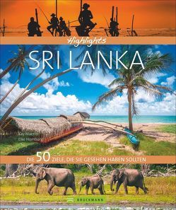 Highlights Sri Lanka von Homburg,  Elke, Maeritz,  Kay