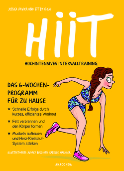 HIIT – Hochintensives Intervalltraining (Fitness Workout) von Bussi,  Audrey, Fit by Clem, Maroger,  Isabelle, Weirich,  Brit, Xavier,  Jessica