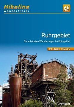 Hikeline Wanderführer Ruhrgebiet von Esterbauer Verlag