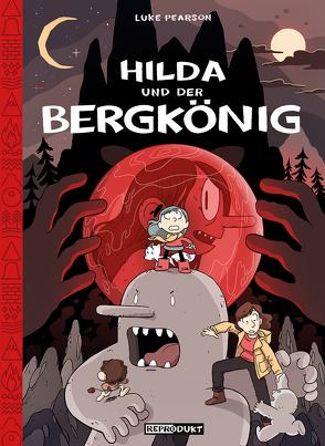 Hilda / Hilda und der Bergkönig von Groenewald,  Michael, Pearson,  Luke, Wieland,  Matthias