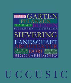 Hilda Uccusic – Sievering : Haus · Garten · Dorf von Uccusic,  Hilda
