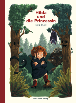 Hilda und die Prinzessin von Rust,  Eva