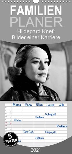Hildegard Knef: Bilder einer Karriere – Familienplaner hoch (Wandkalender 2021 , 21 cm x 45 cm, hoch) von CALVENDO
