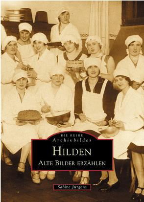 Hilden von Jürgens,  Sabine