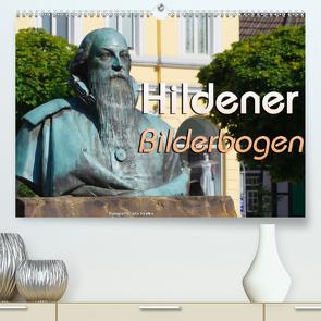 Hildener Bilderbogen 2021 (Premium, hochwertiger DIN A2 Wandkalender 2021, Kunstdruck in Hochglanz) von Haafke,  Udo