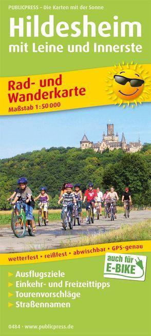 Hildesheim mit Leine und Innerste
