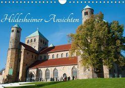 Hildesheimer Ansichten (Wandkalender 2019 DIN A4 quer) von Scholz,  Frauke