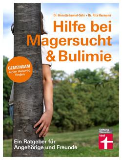 Hilfe bei Magersucht & Bulimie von Hermann,  Rita, Immel-Sehr,  Annette