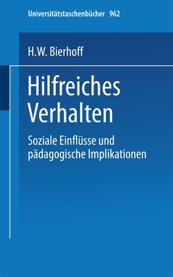 Hilfreiches Verhalten von Bierhoff,  H.W.