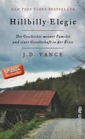 Hillbilly-Elegie von Hens,  Gregor, Vance,  J. D.