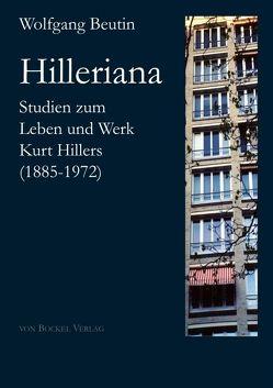 Hilleriana von Beutin,  Wolfgang