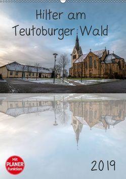 Hilter am Teutoburger Wald (Wandkalender 2019 DIN A2 hoch) von Rasche,  Marlen