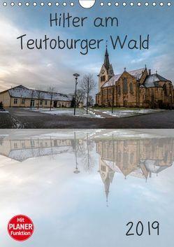 Hilter am Teutoburger Wald (Wandkalender 2019 DIN A4 hoch) von Rasche,  Marlen