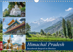 Himachal Pradesh – Bezaubernde Bergwelt im Himalaya (Wandkalender 2019 DIN A4 quer) von Leonhardy,  Thomas
