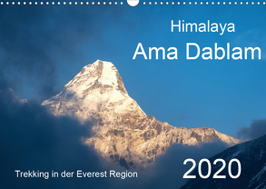 Himalaya Ama Dablam (Wandkalender 2020 DIN A3 quer) von Kehl,  Michael