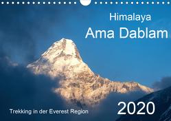 Himalaya Ama Dablam (Wandkalender 2020 DIN A4 quer) von Kehl,  Michael