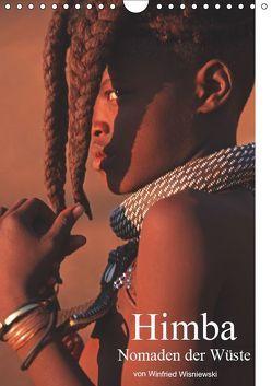Himba – Nomaden der Wüste (Wandkalender 2019 DIN A4 hoch) von Wisniewski,  Winfried