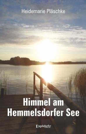 Himmel am Hemmelsdorfer See von Pläschke,  Heidemarie